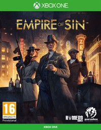 Empire of Sin (Xbox One) - Cover