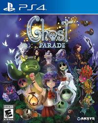 Ghost Parade (US Import PS4) - Cover