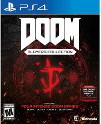 Doom Slayers Collection (US Import PS4) - Cover