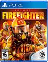 Real Heroes: Firefighter (US Import PS4)