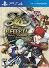 Ys: Memories of Celceta - Timeless Adventurer Edition (US Import PS4)