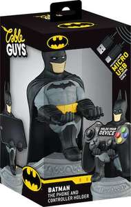 Cable Guy - Batman 20cm - Phone & Controller Holder - Cover