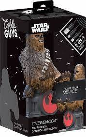 "Cable Guy - Star Wars ""Chewbacca""  20cm - Phone & Controller Holder"