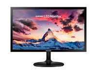 Samsung - LS22F350FHA 22 inch Full HD LED Computer Monitor