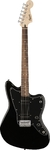 Squier Affinity Jazzmaster HH Electric Guitar (Black)