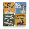 Wallace & Gromit - Wallace And Gromit - Coasters (Set Of 4) (Coaster Set)