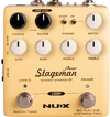 Nux Stageman Floor Acoustic Preamp & DI Pedal
