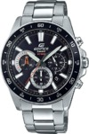 Casio Edifice Analogue Wrist Watch (Silver and Black)