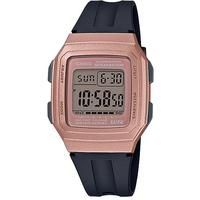 Casio Youth Retro Digital Wrist Watch (Rose Gold)