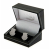Everton - Stainless Steel Crest Cufflinks