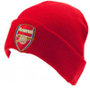 Arsenal F.C. - Cuff Knitted Hat (Red)