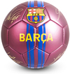 FC Barcelona - Matt Finish Signature Football (Size: 5)