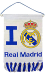 Real Madrid - I Love RM Pennant (Large)