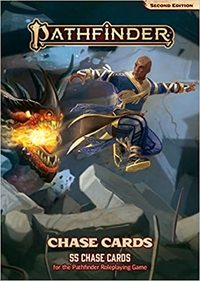 Pathfinder [Second Edition] - Chase Cards (Role Playing Game)