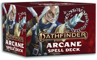 Pathfinder (Second Edition) - Spell Cards - Arcane (Role Playing Game) - Cover