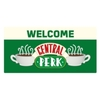 Friends - Welcome to Central Perk Metal Wall Sign