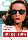 Criterion Collection: Leave Her to Heaven (Region 1 DVD)
