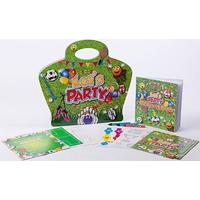 Craftis Pre-Filled Party Bag (Green)