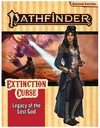 Pathfinder (Second Edition) - Extinction Curse 2/6 - Legacy of the Lost God (Role Playing Game)