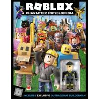 Roblox Character Encyclopedia - Egmont Publishing UK (Hardcover)