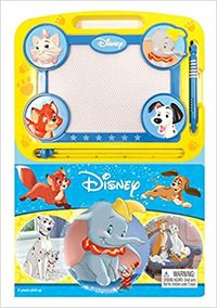 Disney Classics: Learning Series Animals - Phidal Publishing Inc. (Board Book) - Cover