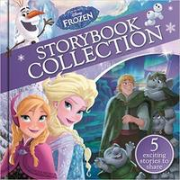 Frozen: Storybook Collection - Disney (Hardback) - Cover