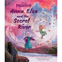 Disney Frozen II: Picture Book (Paperback)