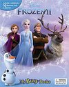 Disney Frozen II: My Busy Books - Phidal Publishing Inc. (Board Book)