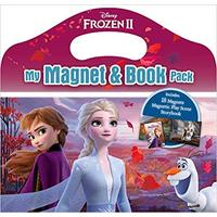 Disney  Frozen II: My Magnet & Book Pack - Igloo Books (Paperback)