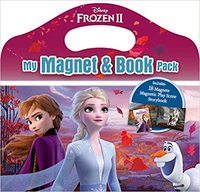 Disney  Frozen II: My Magnet & Book Pack - Igloo Books (Paperback) - Cover