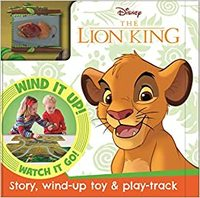 Lion King: Busy (Board Book) - Cover