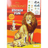 Lion King: Sticker Book - Centum Books Ltd (Paperback)