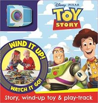 Toy Story: Busy BB & Toy - Disney (Board Book) - Cover