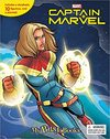 Captain Marvel: My Busy Books (Board Book)