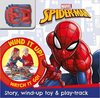 Spider-Man: Busy BB & Toy - Marvel (Board Book)