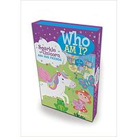 Sparkle the Unicorn: Who Am I? Book & Games - Centum Books Ltd (Paperback)