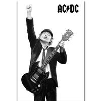 AC/DC - Angus Textile Poster