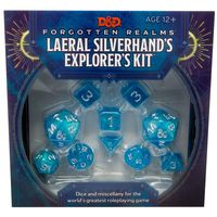 Dungeons & Dragons - Forgotten Realms: Laeral Silverhand's Explorer's Kit (Role Playing Game)