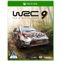 World Rally Championship 9 - WRC 9 - The Official Game (Xbox One)