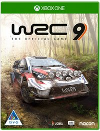 World Rally Championship 9 (Xbox One)