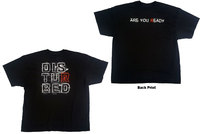 Disturbed - Are You Ready Men's T-Shirt  - Black (X-Large) - Cover