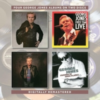 George Jones - Still the Same Ole Me / First Time Live / 1 Woman (CD) - Cover