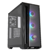 Cooler Master Masterbox MB520 ATX Case - Black with Tempered Glass
