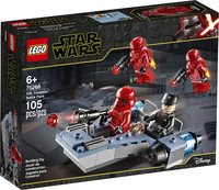 LEGO® Star Wars - Sith Troopers Battle Pack (105 Pieces) - Cover