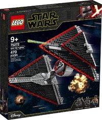 LEGO® Star Wars - Sith TIE Fighter (470 Pieces) - Cover
