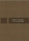 Daily Planner 2020 with Zip - John C. Maxwell (Imitation Leather)