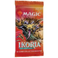 Magic: The Gathering - Ikoria: Lair of Behemoths Collector Single Booster (Trading Card Game)