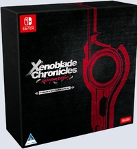 Xenoblade Chronicles: Definitive Edition - Collector's Set (Switch)