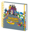 The Beatles - Yellow Submarine Square A5 Notebook