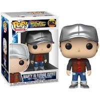 Funko Pop! Movies - Back to the Future - Marty In Future Outfit